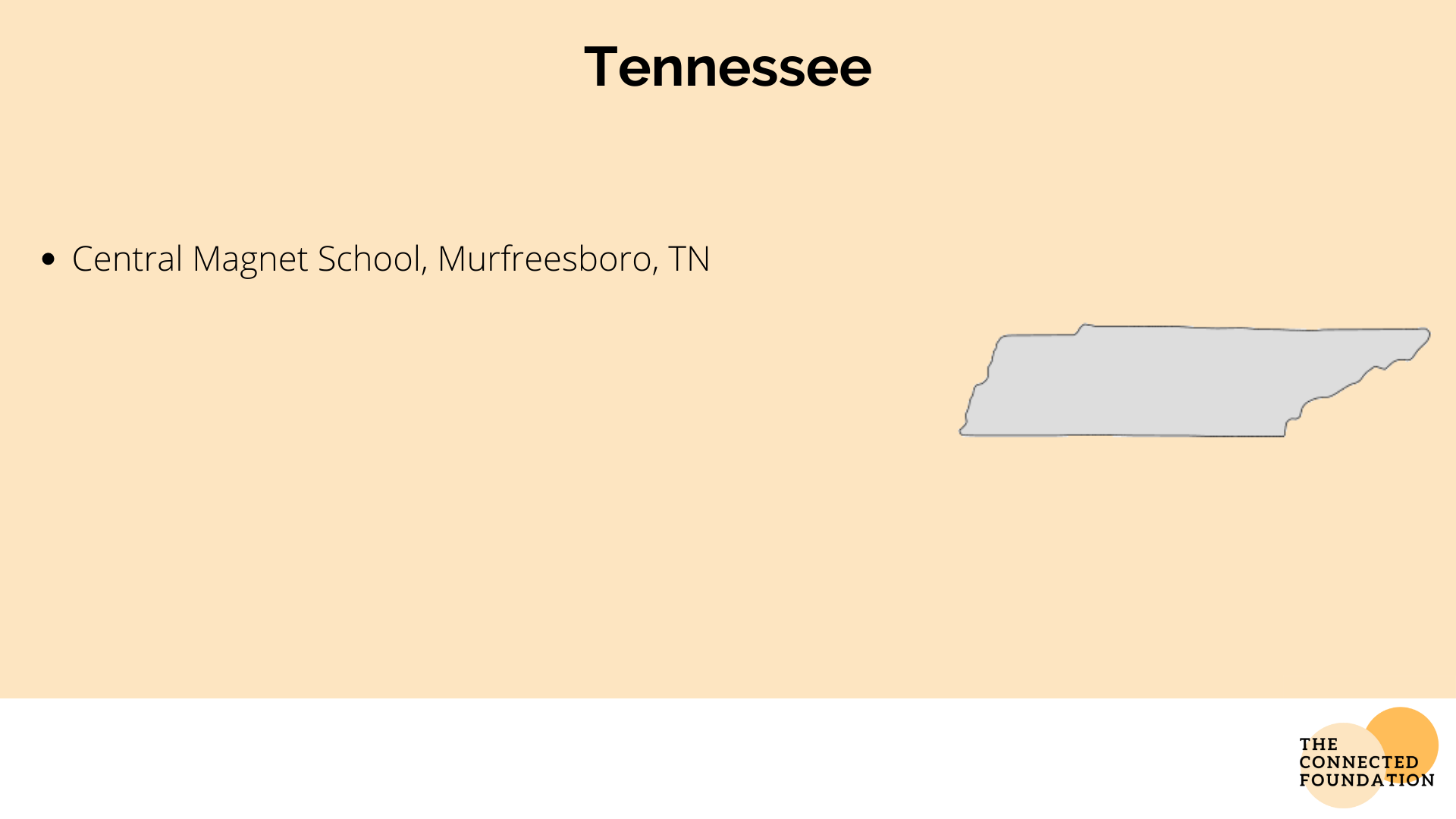Central Magnet School in Tennessee